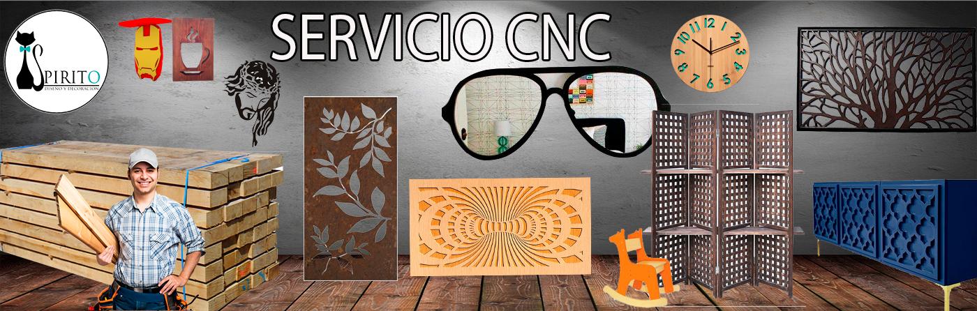 Servicio router CNC