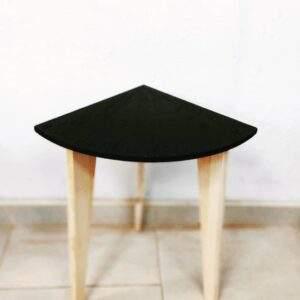mesa esquinera en madera MDF