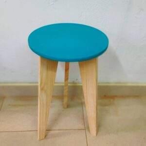 mesa de centro en madera MDF