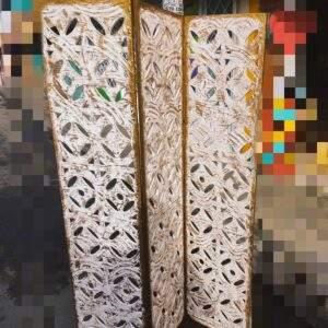 biombo en madera mdf con diseño personalizado