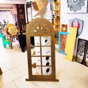 cuadro en madera MDF con diseño personalizado