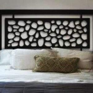 cabecero en madera MDF